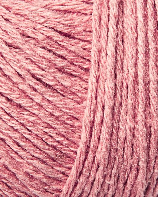 Knitting for Olive Pure Silke  Rabarbersaft