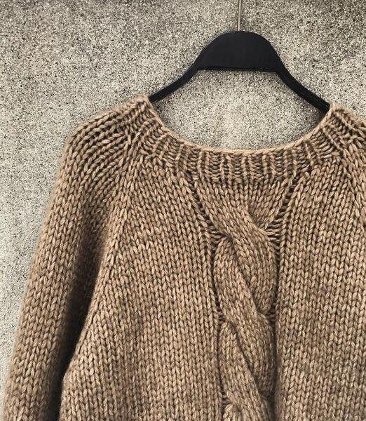 snerlesweater_lofotstrikk